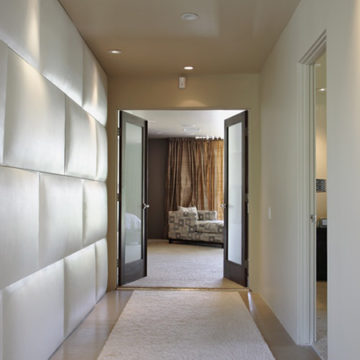 Перетяжка мебели, обивка стен текстилем