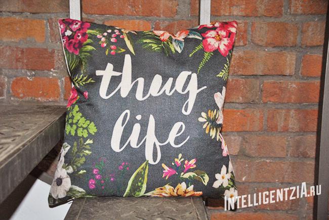 декоративные подушки интернет