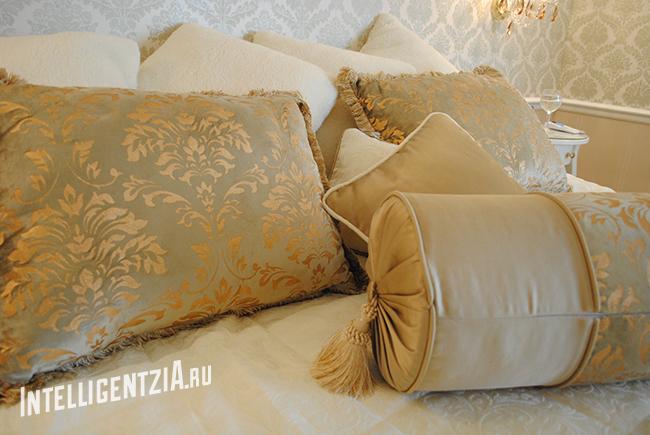 интерьерные подушки на заказ