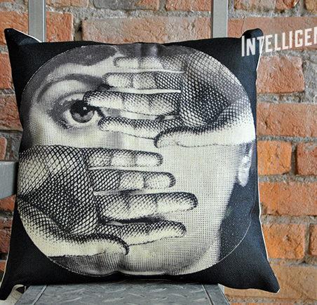 Декоративная подушка Fornasetti