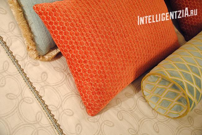 подушки для интерьера на заказ