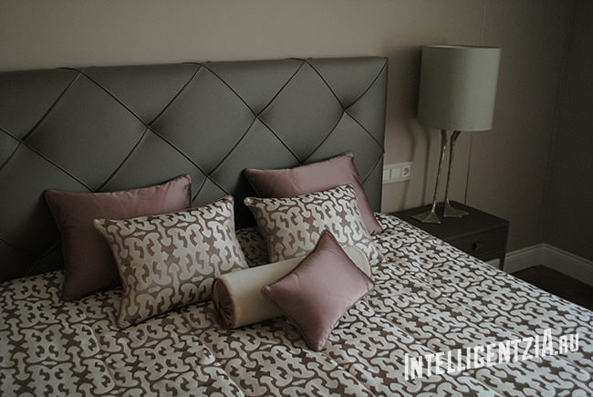 подушки и покрывала на заказ в москве